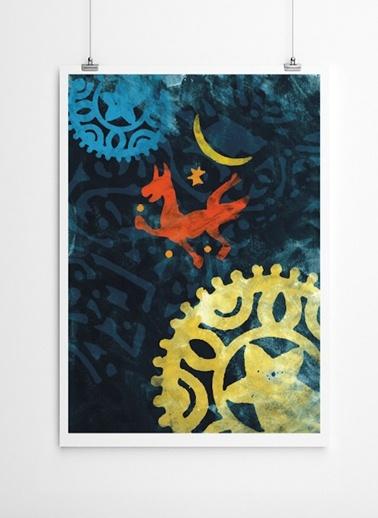 Gece Poster-Fabl